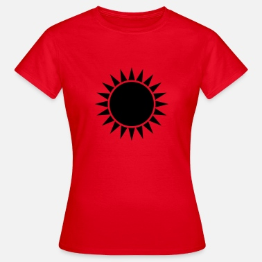 Mandala Sun The sun mandala - Women's T-Shirt