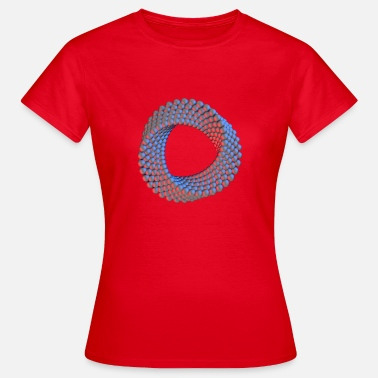 Ellipse ellipse - Dame-T-shirt