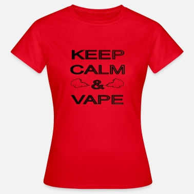 Vapes Vape - Frauen T-Shirt