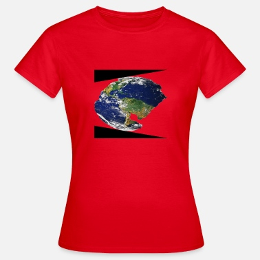 Earth Hour Earth 2099 - Women's T-Shirt