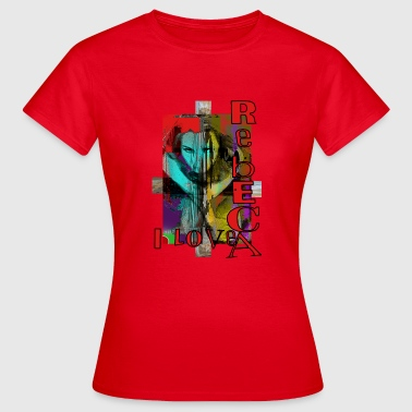 Rebeca 01 - Frauen T-Shirt