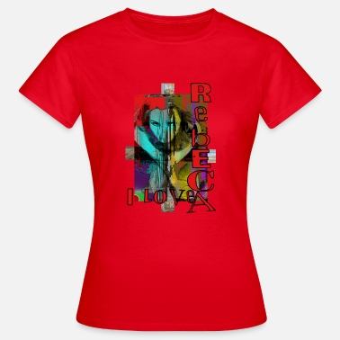 Rebeca rebeca 01 - Women's T-Shirt
