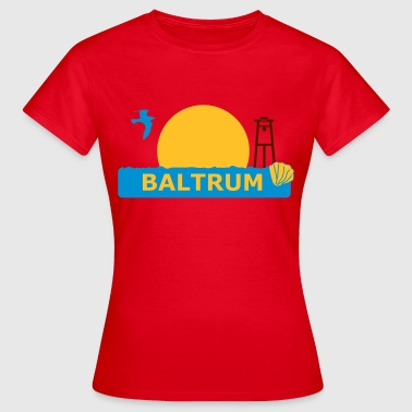 baltrum - Frauen T-Shirt