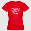 Happiness is being a Parent - Women's T-Shirt