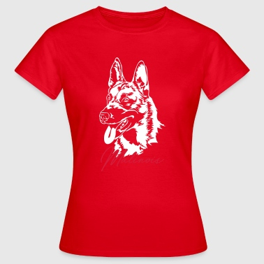 Love Malinois Malinois - Women's T-Shirt