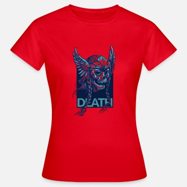 Death Proof Death - Women's T-Shirt