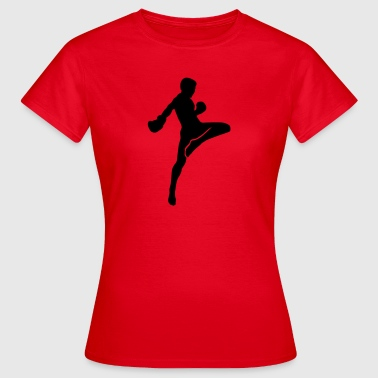 Muay Thai - Frauen T-Shirt