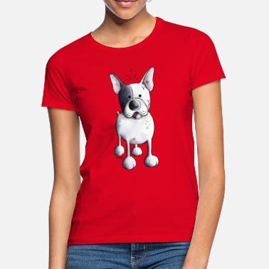 Ordina online magliette con tema bulldog cartone animato spreadshirt