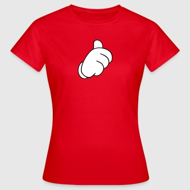 Thumbs Thumbs - Frauen T-Shirt