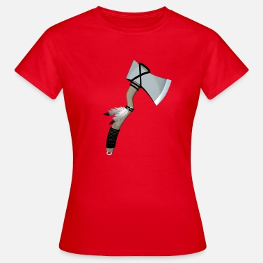 Hatchet Tomahawk - hatchet - Women's T-Shirt