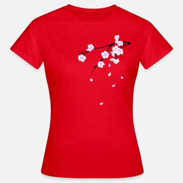 Cherry Blossoms - Women's T-Shirt