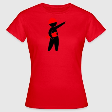 Production Engineer An Engineer At A Construction Site - Women's T-Shirt