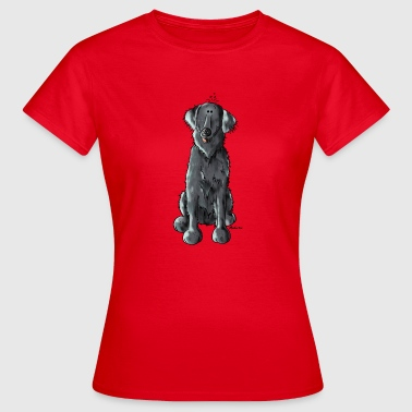 Flatcoated Retriever - Flat Coated Retriever - Vrouwen T-shirt