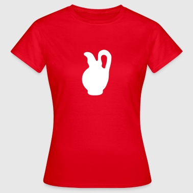 jug pitcher_g1 - Women's T-Shirt