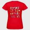 Buntes Tier Alphabet - ABC - Frauen T-Shirt