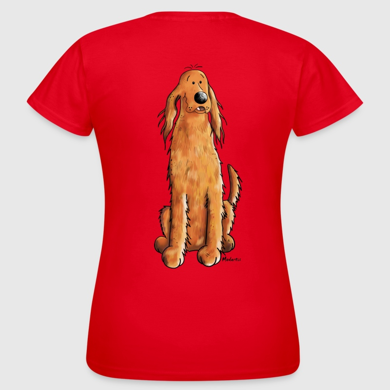 Funny Irish Setter - Women's T-Shirt