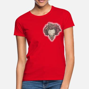 Killer Clown Killer clown design - Women's T-Shirt