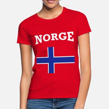 625c7563 Bestill Norge T-skjorter på nett | Spreadshirt