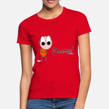 Filly Sorry - Lil Fillis - Women's T-Shirt