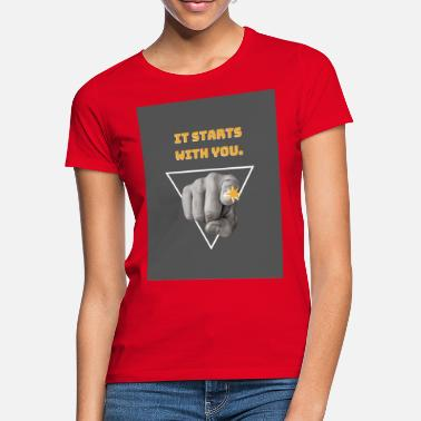 t-shirt tendence otone-winter 2019-2 - Women's T-Shirt