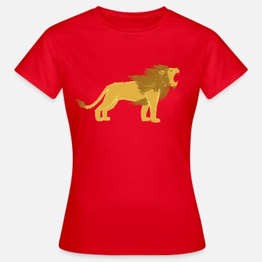 Roaring Lion - Women's T-Shirt