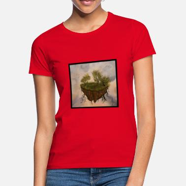 End of the World Island - T-shirt dam