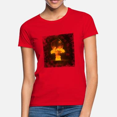 Atomic atomic - Frauen T-Shirt