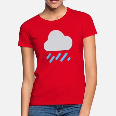 Icon rain - Women's T-Shirt