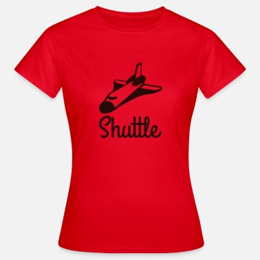 Space Shuttle shuttle - Women's T-Shirt