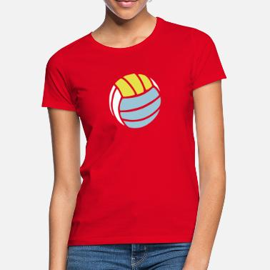 Volleyball Volleyball - Frauen T-Shirt