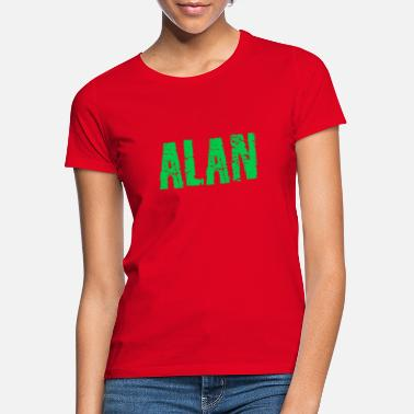 Alan Alan - Frauen T-Shirt