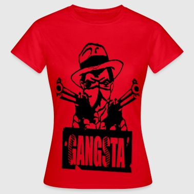 gangster - Women's T-Shirt
