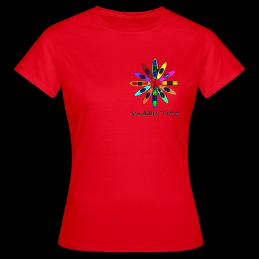 Clock Kayak 0005 - Women's T-Shirt
