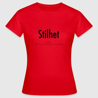 stilvoll - Frauen T-Shirt