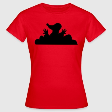 mole - Women's T-Shirt