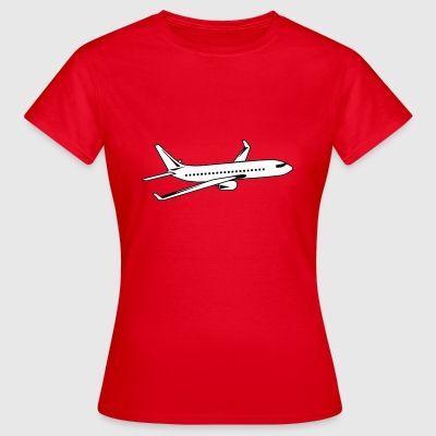 fly - Dame-T-shirt