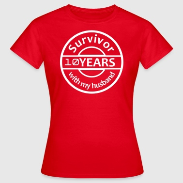 Survivor - Frauen T-Shirt