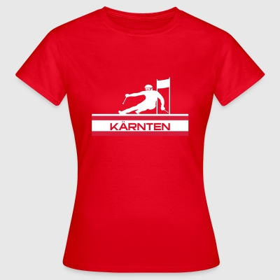 Ski Alpin_K - rnten - Women's T-Shirt