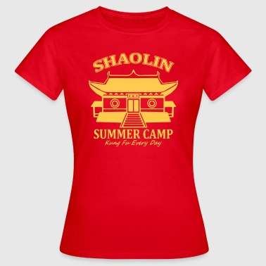 Shaolin Summer Camp - Frauen T-Shirt