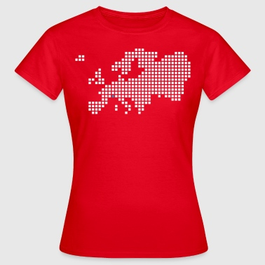 Marseille Nice Toulon Cannes - Vrouwen T-shirt