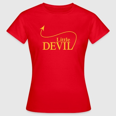 Little Devil - Women's T-Shirt