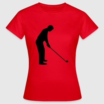 Golf - Frauen T-Shirt