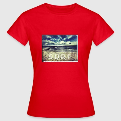 SURF - Frauen T-Shirt
