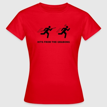 HITS FROM THE GRABONG - Women's T-Shirt