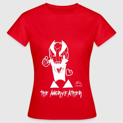 ANGRYFATHER - T-shirt dam
