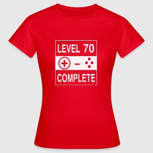Level 70 Complete - Women's T-Shirt