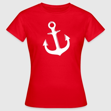 anchor shirt - Women's T-Shirt