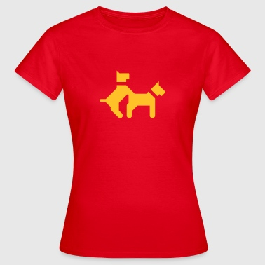Like a dog | Doggy Style - Women's T-Shirt