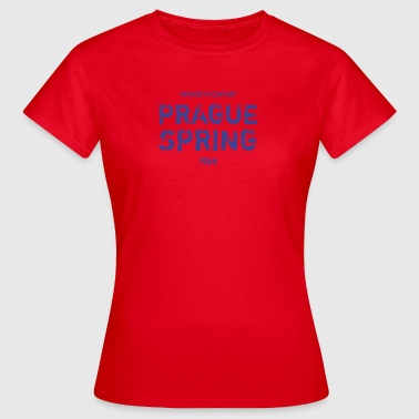 printemps de Prague - T-shirt Femme
