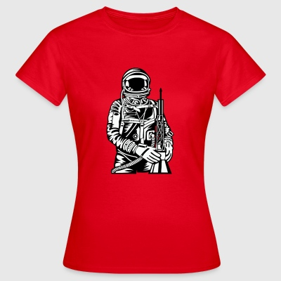 2541614 134801273 Astronaut - Women's T-Shirt